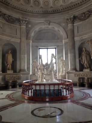 Vatican Museum of Greek Antiquities.