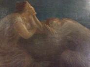 Ah! Claire de Lune painting. A favorite. What a moment!
