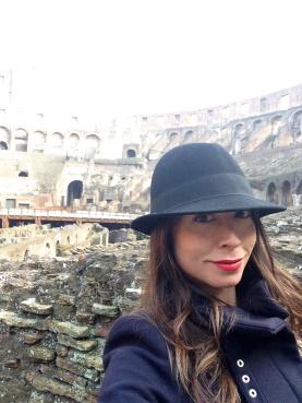 Jeni  Roman Colosseum