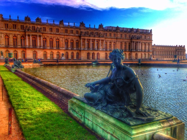 Versailles outdoors
