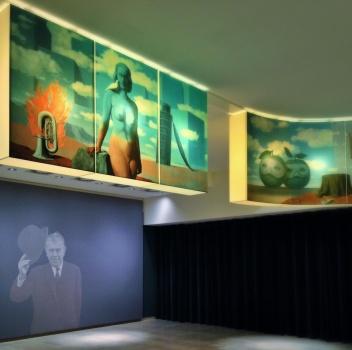 Rene Magritte Exibition