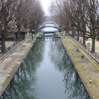Canal at St. Germain
