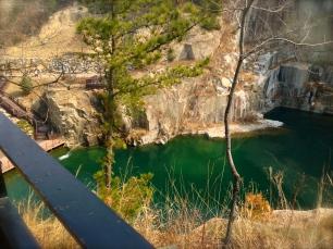 Art Valley top view