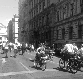 Velo Vienna, Group Bike Riders