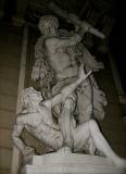 Bludgeon Statue by Burg Theatre