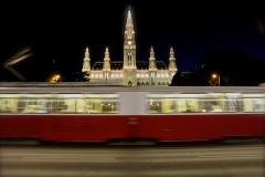 Rathaus rail way