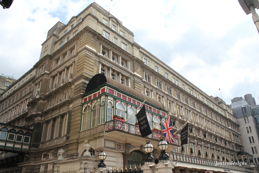 The Charring Cross Hotel Outside