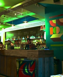 Wahaca Restaurant Bar