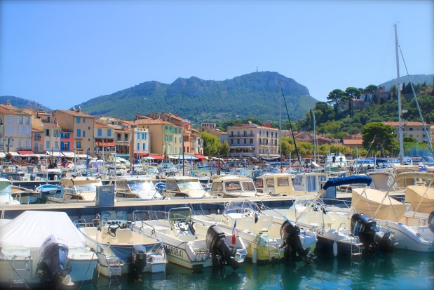 Cassis Harbours