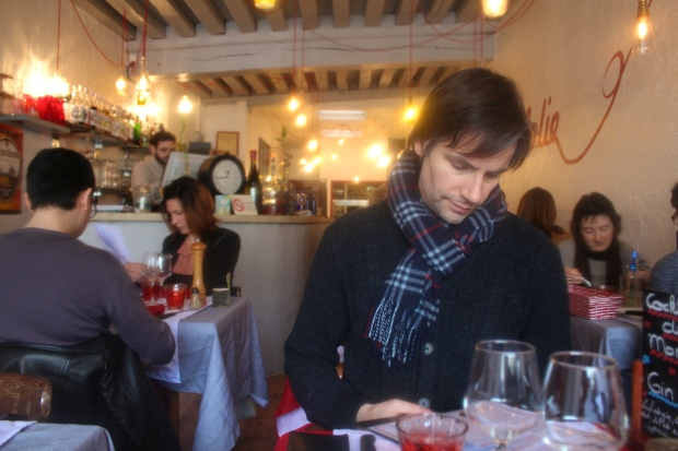 EAT HERE! La Petite Folie Restaurant et tres bien!