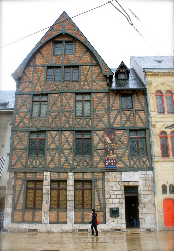 Maison de Joan de Arc