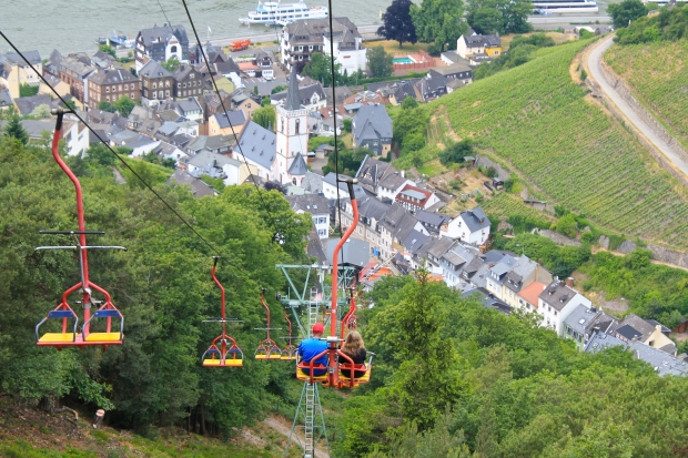 Rudesheim cable lift